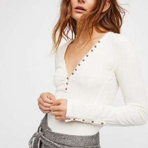 Free People We The Free Adrianna Layering Top